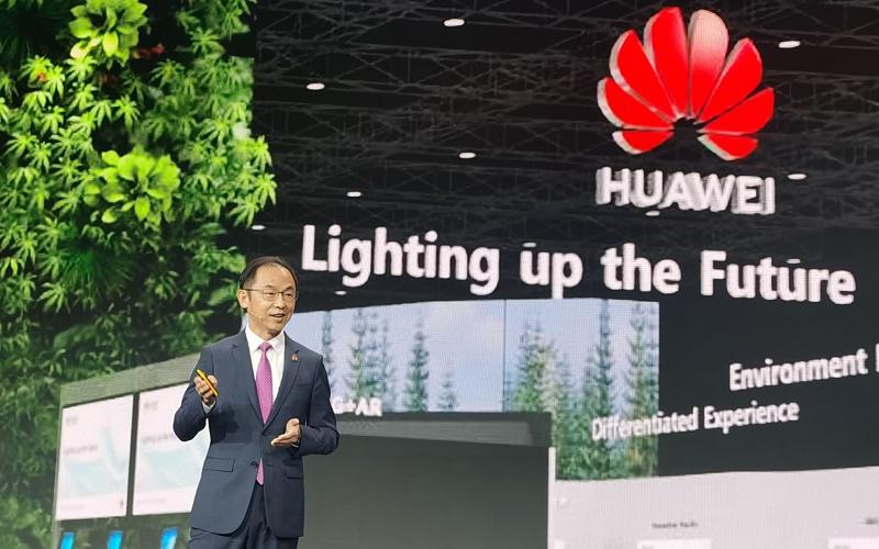 华为丁耘:持续创新,点亮全行业更美好的未来