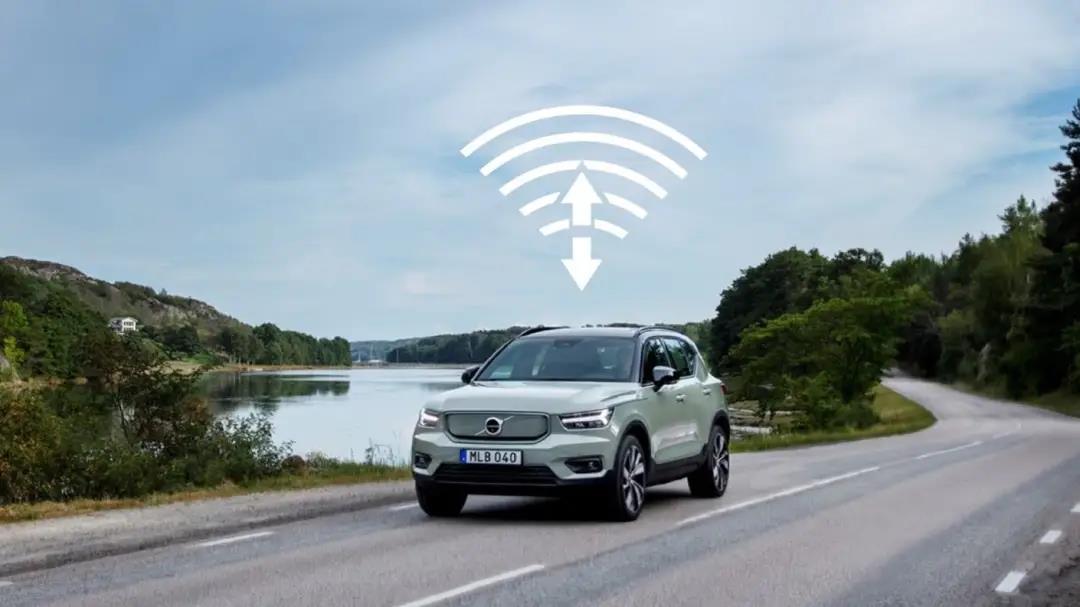 为了让5G联网汽车表现更好,爱立信做了一项测试