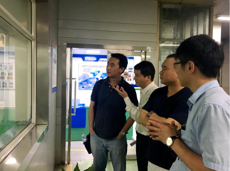 亨通光电缅甸1000公里气吹微缆项目成功通过厂验