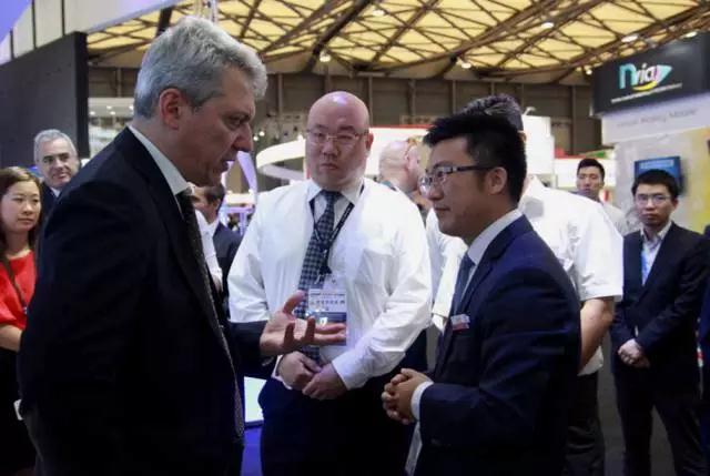 亨通亮相MWC上海展 展现全价值链综合服务商实力