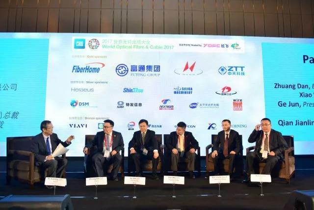 服务大连接时代,中天科技展望全球光纤光缆发展