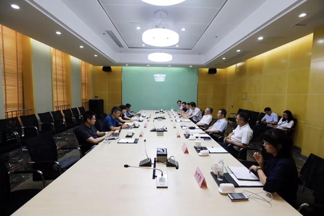 中国社会科学院工业经济研究所一行来法尔胜集团调研