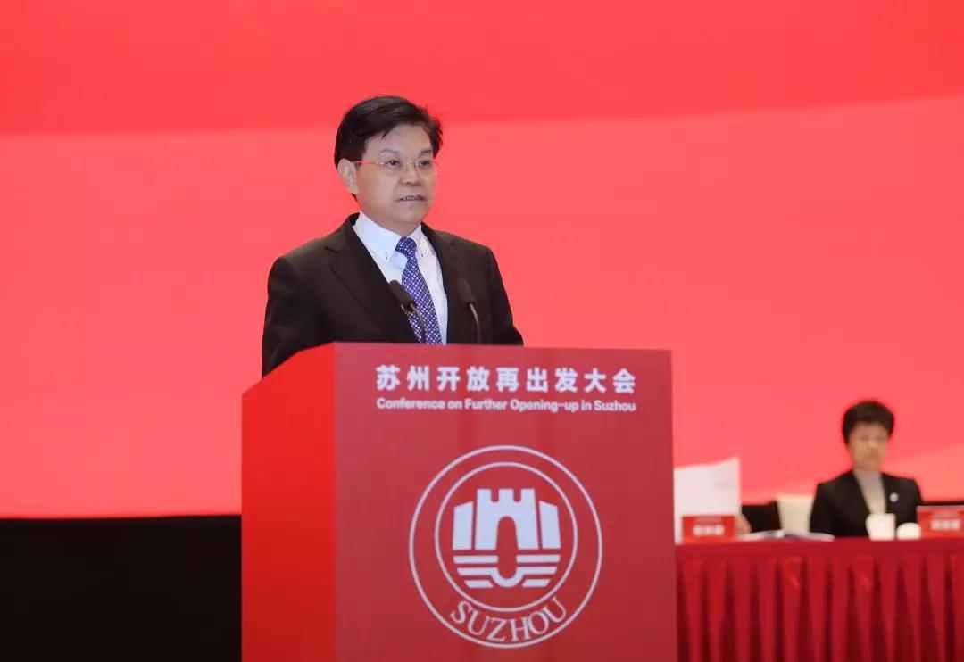 崔根良:全球創新版圖要有蘇州一角,蘇州企業擔當使命、責無旁貸!