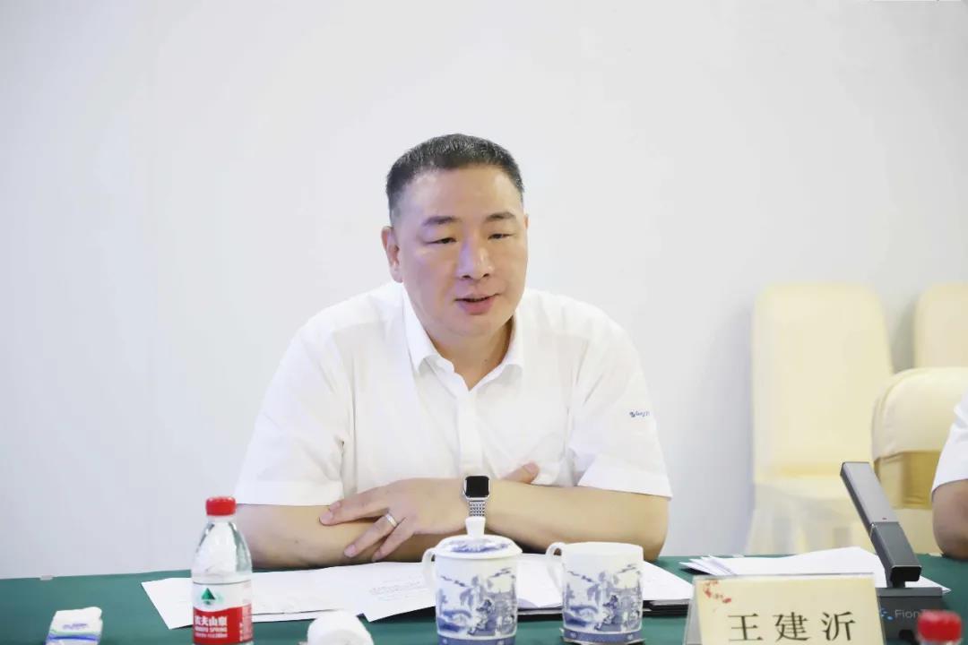 省政协主席葛慧君调研富通集团