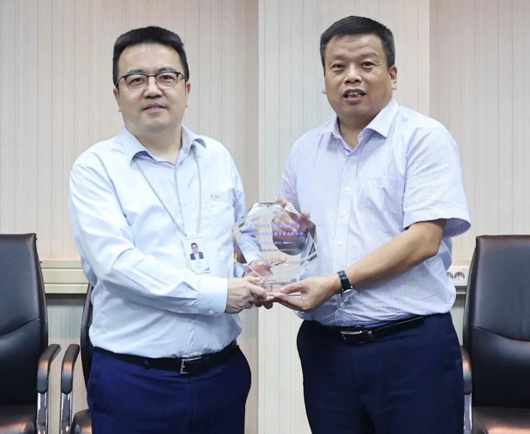 交通银行湖北省分行助力长飞完成CIPS标准收发器首发上线