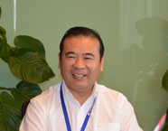 法爾勝光通信總經理 梁樂天專訪