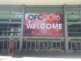 2016美国光纤通讯展览会及研讨会(ofc)