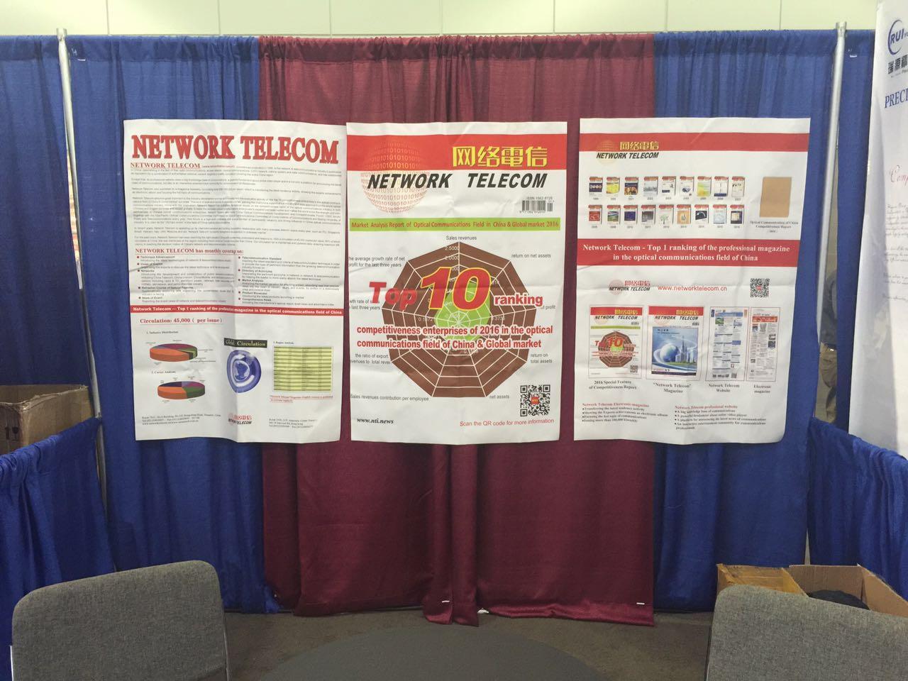 2017美国光纤通讯展览会及研讨会(ofc)