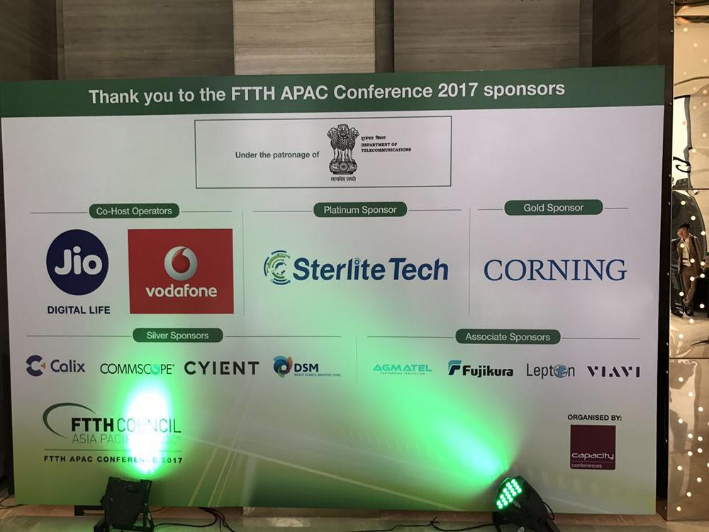 FTTH APAC 2017