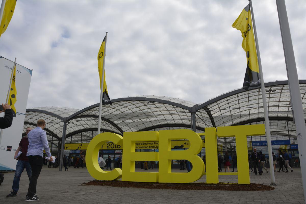 2018年德国CEBIT展