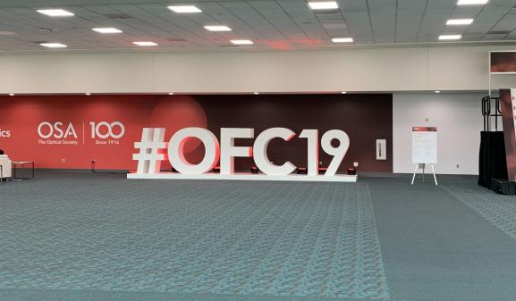 2019年美国OFC展