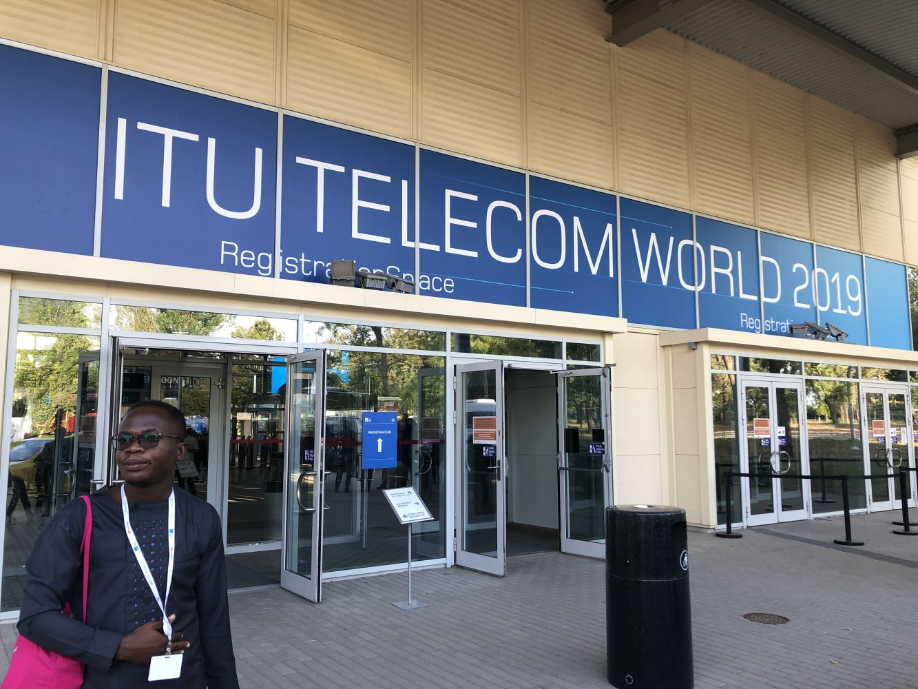 2019ITU世界电信展