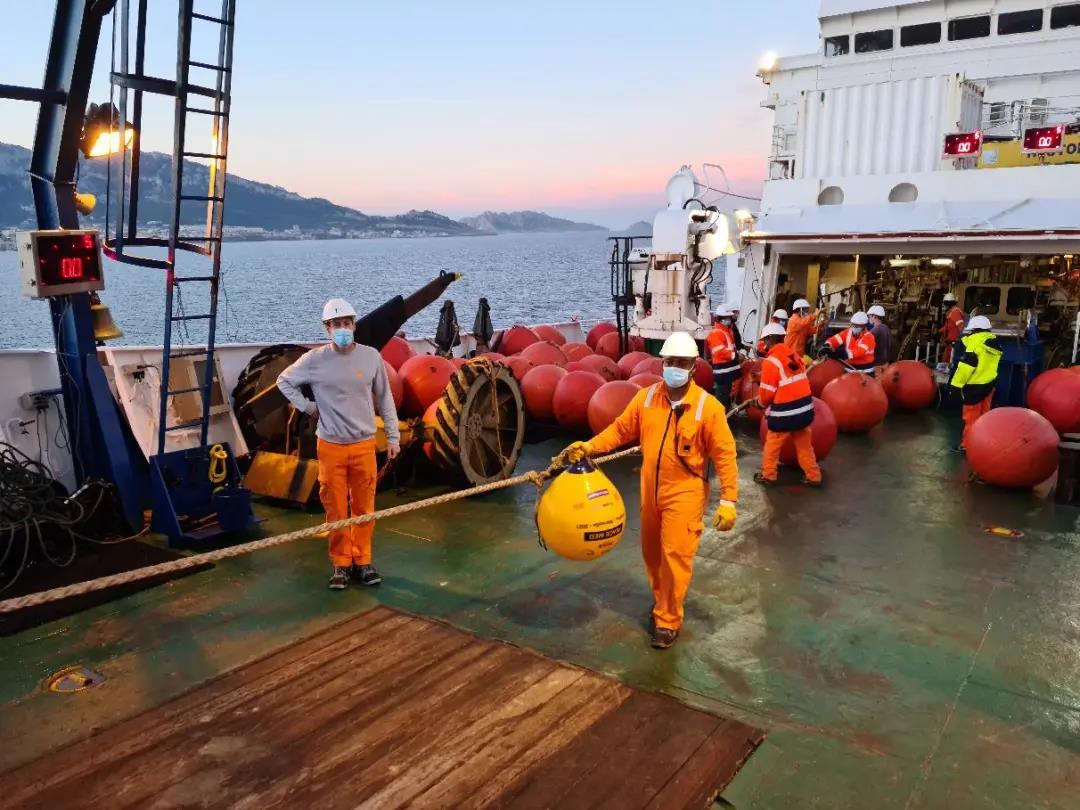 项目进展 | PEACE 国际海缆系统成功登陆法国马赛为欧洲带来更丰富的数字联接服务