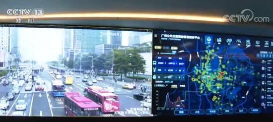 全国首条5G快速公交智能调度线在广州落地应用