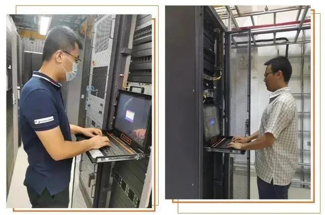 海南省首条直达香港海底光缆全线贯通