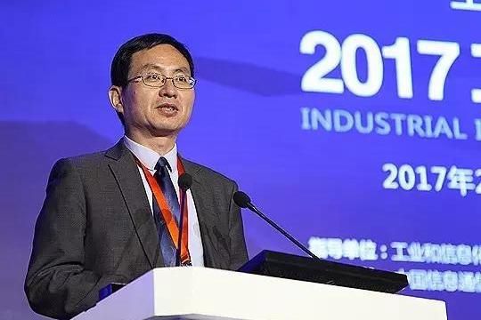余晓晖:中国工业互联网发展与展望