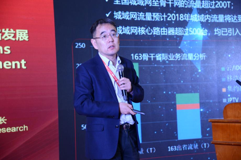中国电信张成良:开放和分解的光网络